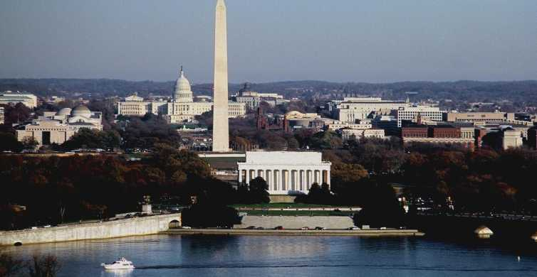 Washington DC: 6-Hour Sightseeing Tour & Washington Monument