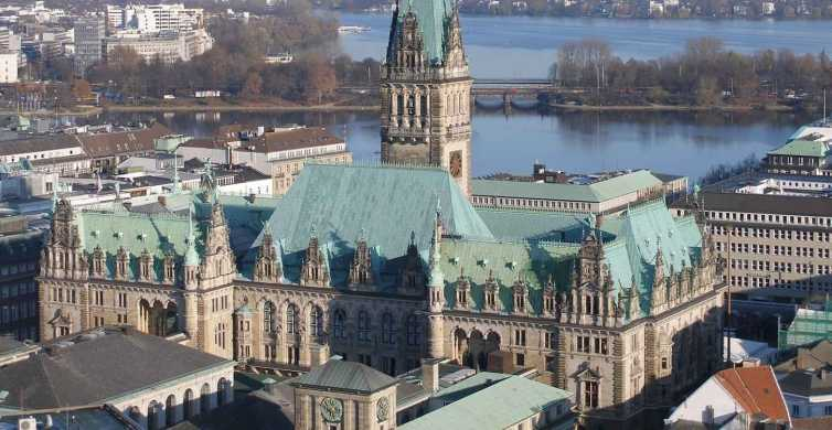 Hamburg: Old Town Walking Tour - Town Hall to Speicherstadt