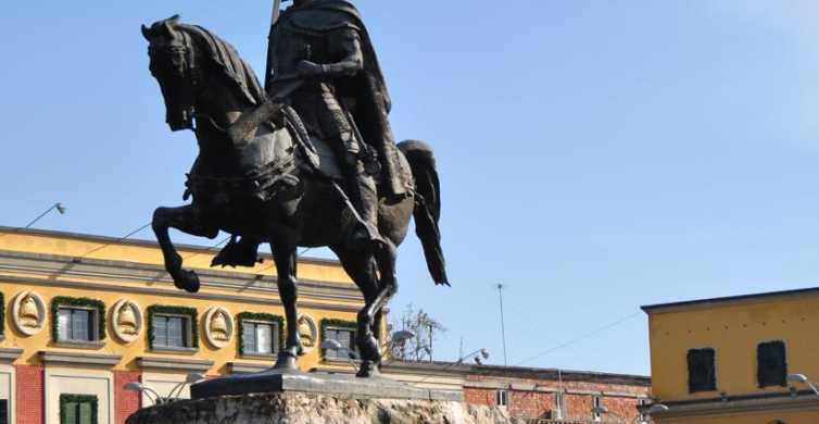 Aspectos destacados de Tirana 3 horas Visita guiada a pie