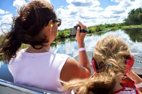Everglades Indian Reservation Daytime Safari