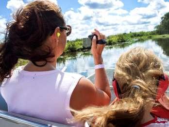 Everglades: Tagestour zu einem Indianerreservat