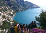Ab Neapel: Positano, Amalfi & Ravello Tagestour