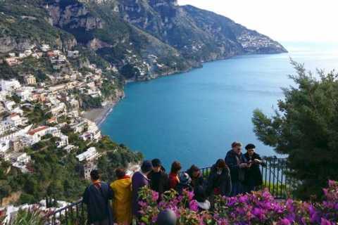 From Naples: Positano, Amalfi, and Ravello Day Tour