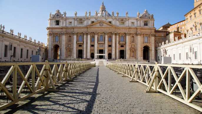 Rome: St. Peter's Basilica Guided Tour
