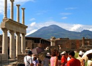 Ab Neapel: Pompeji, Sorrent und Positano Tagestour