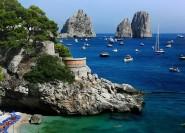 Pompeji, Sorrent und Capri Ganztagestour von Neapel