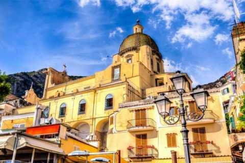 Amalfi Coast Full-Day Group Tour - Positano and Ravello