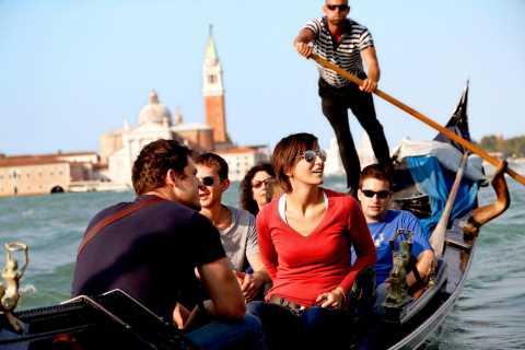 Venice: Gondola Grand Canal Ride