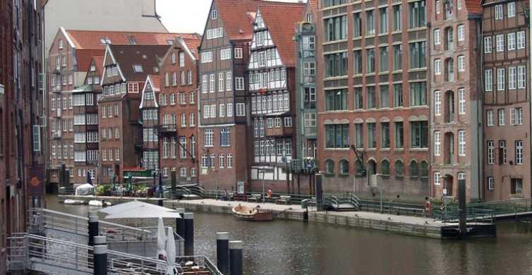 Hamburg: Compact Tour - City, Port, Hafencity & St. Pauli