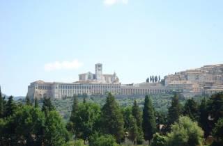 Ab Rom: Tagesausflug nach Assisi und Orvieto