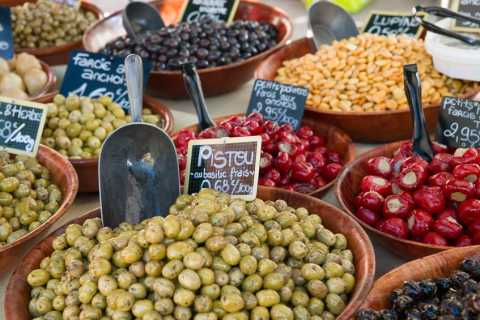 Marseille: Provencal Markets & Villages in Luberon