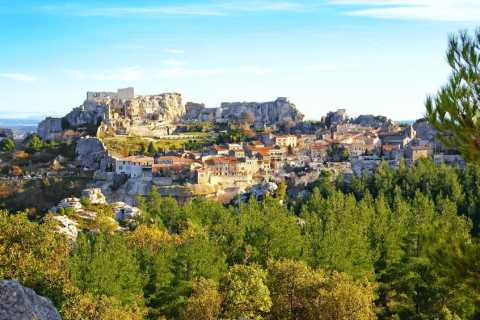 From Marseille: Provence Sightseeing Tour & Wine Tasting