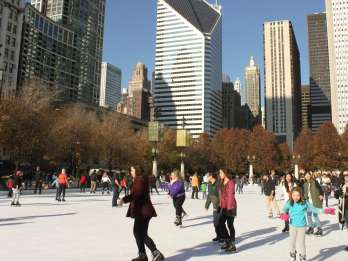 Chicago: festlicher Rundgang mit Kostproben