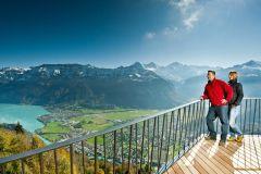 De Zurique: Excursão de 1 Dia a Grindelwald e Interlaken