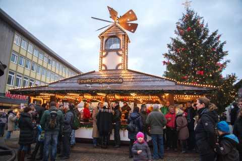 Berlin: 4-timmars vandringstur runt julmarknader