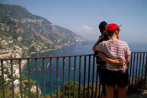 Pompei e Costiera Amalfitana: tour privato di una giornata