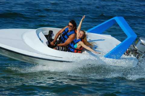 Cancun: Speedboat & Snorkeling Adventure
