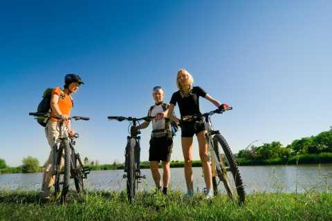 Discover Oxford: City & Countryside Cycling Tour