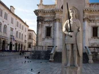 Ab Split oder Trogir: Tagestour nach Dubrovnik