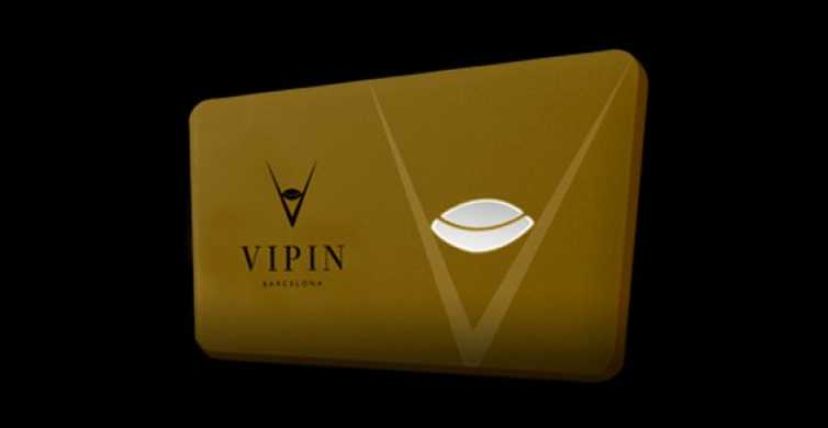 Barcelona VIP Club Card