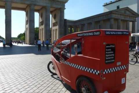 Berlin Express: Private 1-Hour E-Rickshaw Ride