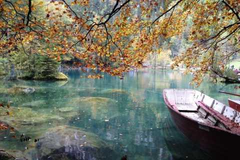 Interlaken Private Tour: Blue Lake & Öschinen Lake