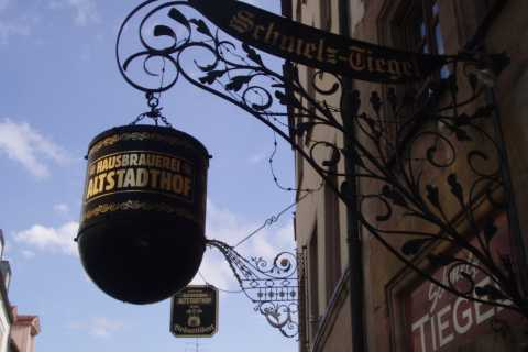 Nürnberg: Privater Rundgang mit Brauhausbesuch