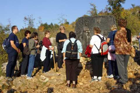 From Dubrovnik: Private Day Tour to Medjugorje