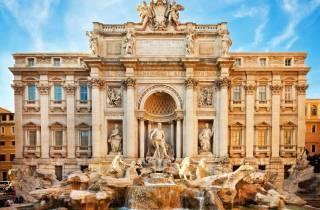 Roms Plätze und Brunnen: 2-stündiger Rundgang