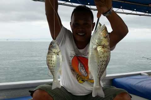 Langkawi: Fishing Trip by Boat with a Local