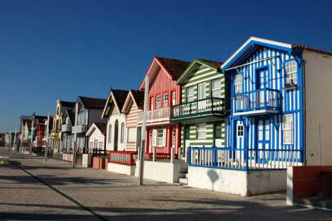 From Porto: Day Tour of Aveiro & Coimbra