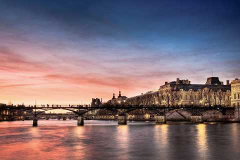 Parigi: tour a piedi della città e tour del Museo del Louvre
