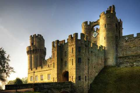 London: Private Day Tour to Warwick Castle