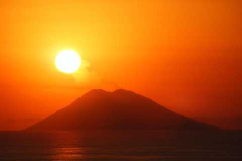 Stromboli by Night: 8-timers tur fra Tropea