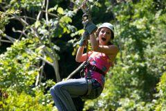 De Montego Bay e Negril: Chukka Zipline Canopy