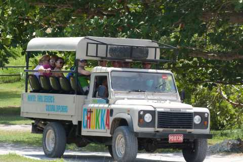 4x4 Off Road Safari from Montego Bay and Negril