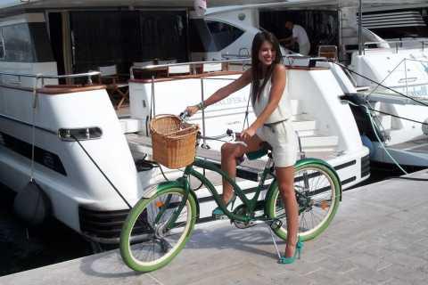 Cannes: alquiler de bicicletas