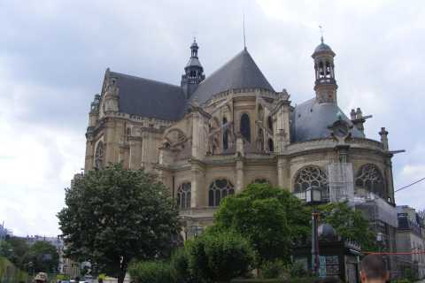 Paris 6-Hour Private Guided Walking Tour