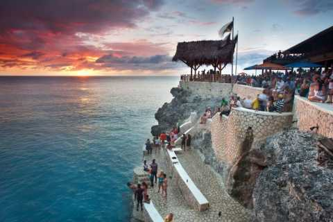 Negril 6-Hour Sunset Tour from Montego Bay Resorts