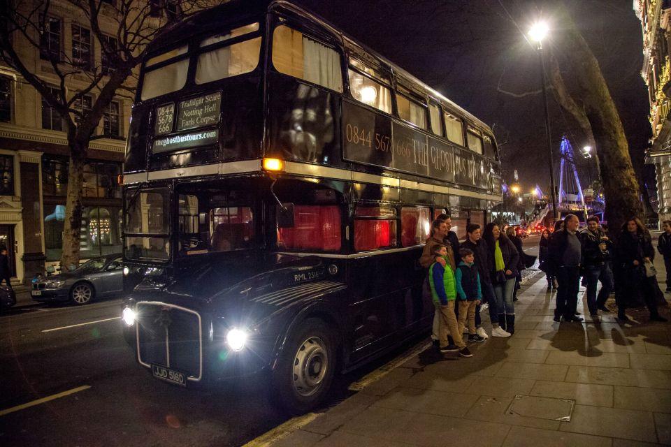 Przejażdżka upiornym autobusem
