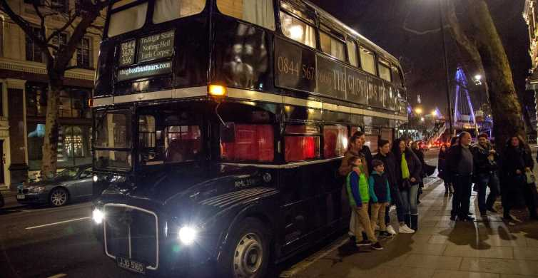 Comedy Horror Show: Londres en autobús fantasma