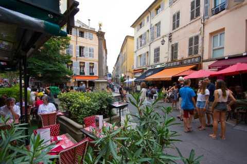 Aix-en-Provence: Half-Day Shore Excursion Tour