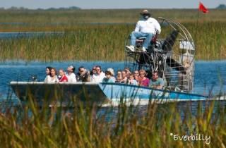 Everglades: Sawgrass Park Airboat-Tour mit Ausstellung