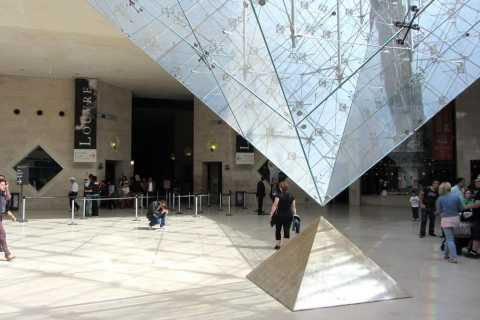 Paris: Museu do Louvre Skip-The Line-Tour