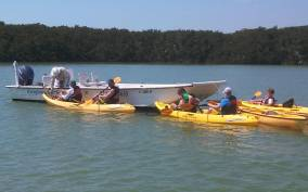 Everglades National Park: Boat Assisted Kayak Eco Tour