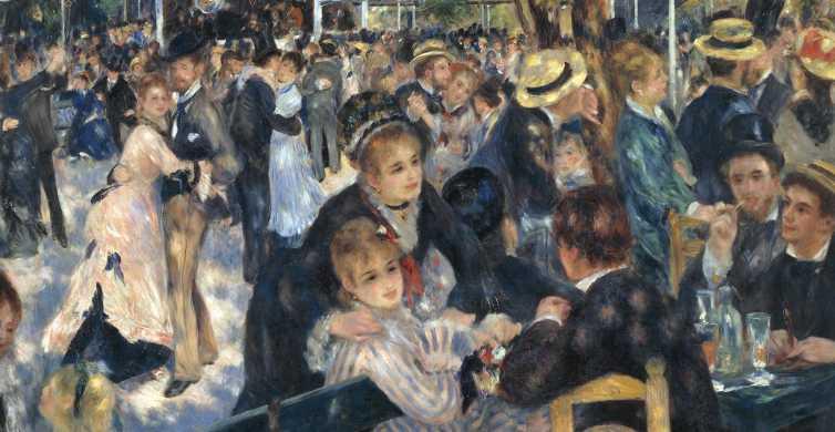 Paris: Musée d'Orsay - Führung ohne Anstehen