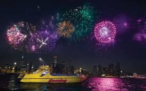 Chicago Seadog Speedboat Fireworks Cruise on Lake Michigan