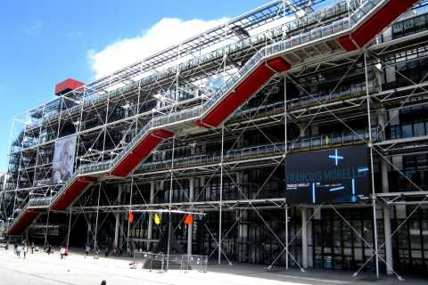 Paris: Pompidou Centre Private Guided Tour