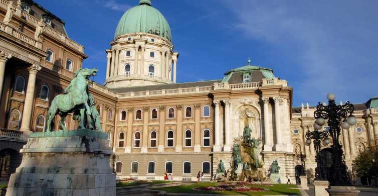 Budapest à la Carte: Private Stadtführung mit Guide