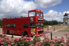 Houston: Excursão em Ônibus Hop-On Hop-Off